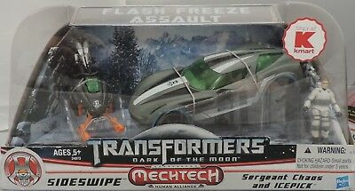 Transformers Mechtech DOTM Flash Freeze Assault neu/ovp