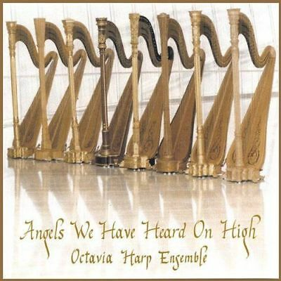 Angels We Have Heard on High Octavia Harp Ensemble/Ned Spurlock Christmas Music