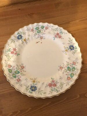 Royal Doulton 'pastoral' Pattern Prototype Uncirculated Dinner Plate Lot 1 Of 5