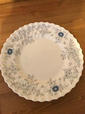 Royal Doulton 'pastoral' Pattern Prototype Uncirculated Dinner Plate Lot 2 Of 5
