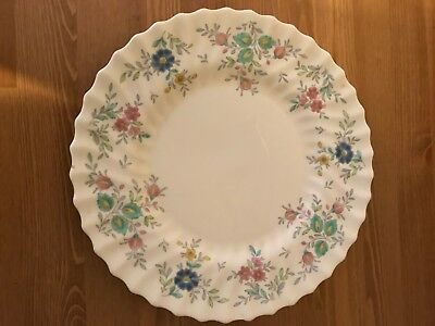 Royal Doulton 'pastoral' Pattern Prototype Uncirculated Dinner Plate Lot 3 Of 5