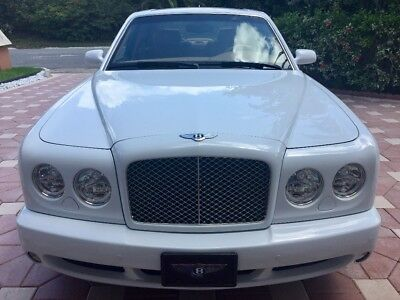 2005 Bentley Arnage  Bentley Arnage T Mulliner