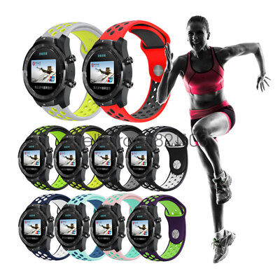 Breathable Soft Silicone Sport Watch Band Strap for Ticwatch Pro Smart Watch