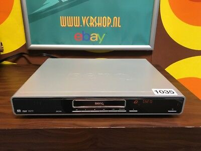 BENQ DE350 - DVD Recorder & HDD Recorder (160GB)