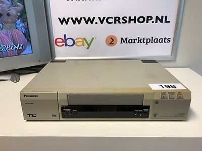 Panasonic Time Laps Video Recorder AG-TL350 VHS