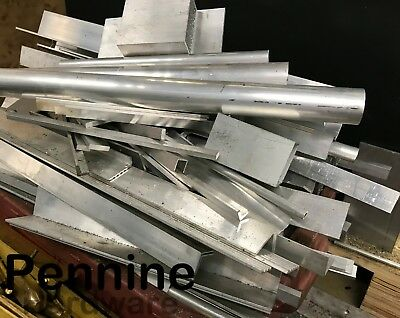 ALUMINIUM EXTRUDED BAR Off Cuts - Bargain £££ Be Quick New to good to scrap
