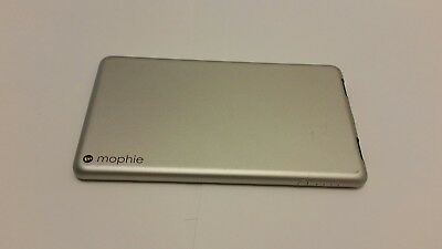 Mophie Powerstation 3X Aluminum Battery Pack for Mobile Devices - 6000 mAh