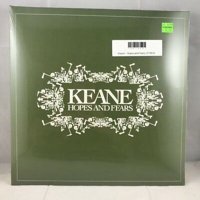 Keane - Hopes and Fears LP NEW