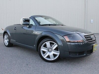 2004 Audi TT Base Convertible 2-Door 2004 Audi TT Roadster Turbo Convertible Coupe ★ SHOWROOM QUALITY CONDITION ★