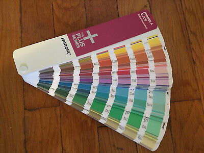 Pantone The Plus Series Formula Guide Solid Uncoated - gently used