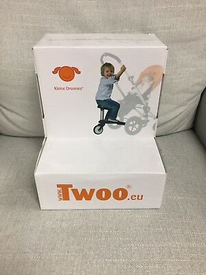 TWOO Seat For Bugaboo Wheeled Board - NEW!