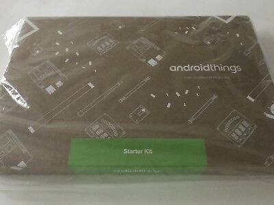 Android Things IoT Developer Starter Kit, Google I/O 2018 Exclusive