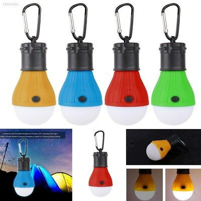 B0C65C4 Tent Lamp Super Bright Portable 60LM 3LED Fishing Outdoor Hiking