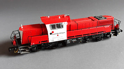 Brawa Voith B-B Loco Gerlafingen Steel Dcc + Sound Vg Runner Boxed Ho Gauge(Gd)