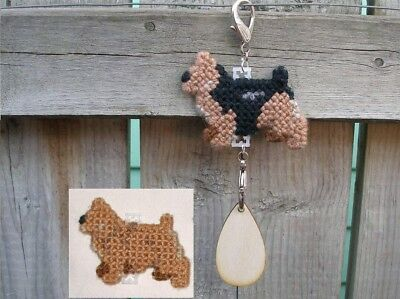 Norwich Terrier #1 dog crate tag or hang anywhere pet sign, any day ornament