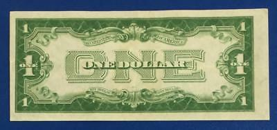 "1934 $1 Blue Choice VF ""FUNNY BACK"" SILVER Certificate X170 Old US Currency"