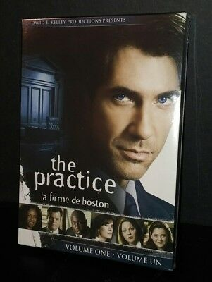 NEW The Practice Volume 1 DVD Box Set NTSC Dylan McDermott