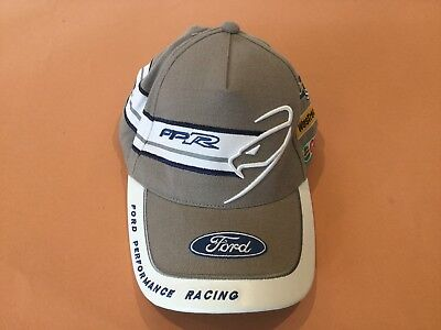 Genuine Ford V8 Supercars FPR grey peaked cap, BNWT