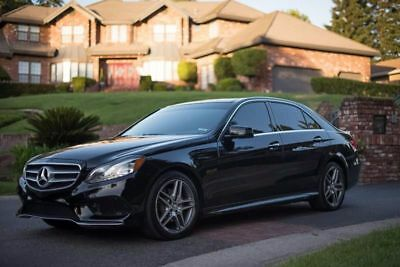 2014 Mercedes-Benz E-Class  I have an Excellent Condition 2014 Mercedes E350 AMG SPORT 4MATIC For Sale !!! O