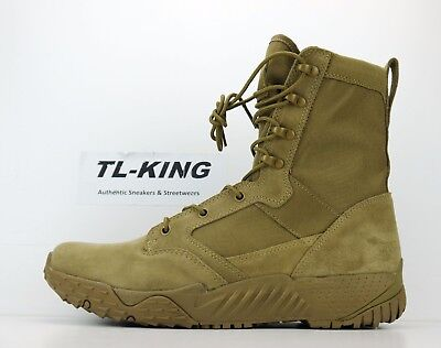 Under Armour UA Jungle Rat Military Tactical Boots Coyote Brown 1264770 220  HK 5df8372b7186