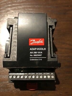 Danfoss Card ADAP-KOOL AK-XM 101A Refridgeration Electrical