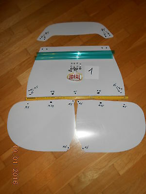 Heinkel Tourist, Ideal Windschild Reparatur Set, NEU,  Gibs nur hier....