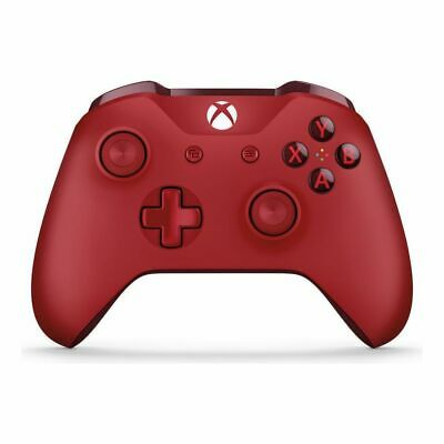 Official Xbox One Wireless Controller - Red