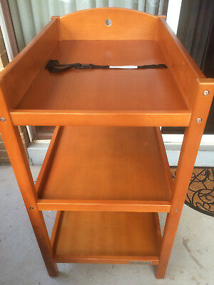 Wooden Childcare Baby Change Table
