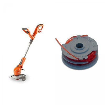 Flymo Contour 500E Electric Grass Trimmer and Edger 500W with Flymo Double Line