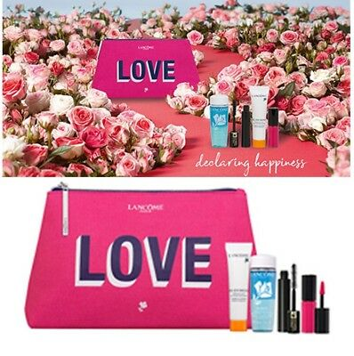 New Lancôme Lancome Travel Gift Set Hypnose Mascara Bi-Facil Cleanser