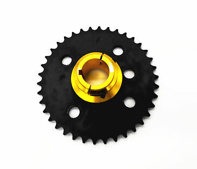 16T 530 pitch 24 splines sprocket for GY6 150cc 200cc Buggy engine