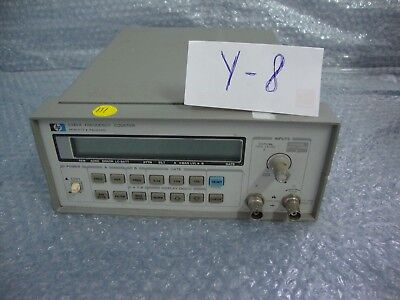 HP Frequency Counter 5385A only for parts