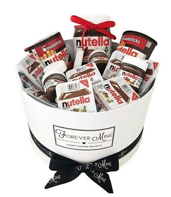 GRAND Nutella Obsessed Gift Hamper Box [LARGE SIZE]