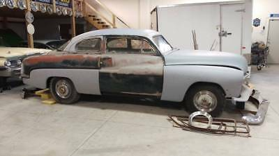1951 Mercury Other  1951 Mercury 2 Door Coupe Project