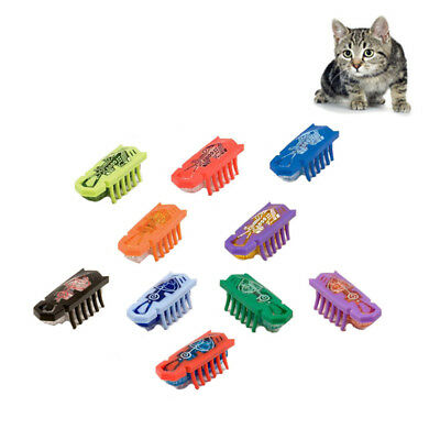 Color Random Jokes Robotic Insect Nano Bug Cat Playing Electronic Pet Toys