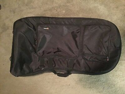 """Protec Deluxe Tuba Gig Bag - Large fits 18"""" up to 22"""" bell reduced shipping"""