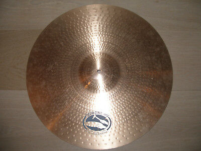 """1x Meinl Custom Cymbal shop 20"""" Ride Becken neu Drums Percussion made in Germany"""
