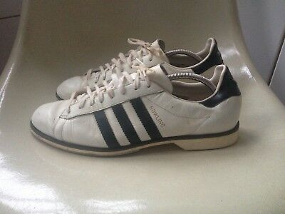 adidas Bowling Sneakers Schuhe old school UK 9 Vintage no retro