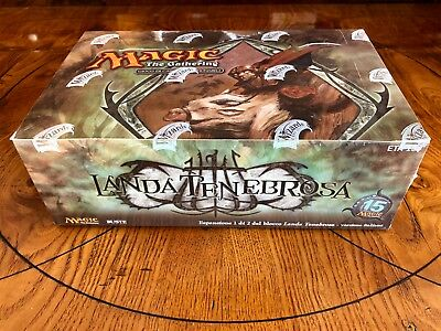 Shadowmoor / Landa Tenebrosa Booster Box / Display | MTG Magic the Gathering