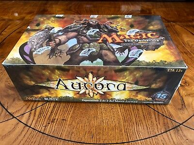 Morningtide / Aurora  Booster Box / Display | MTG Magic the Gathering