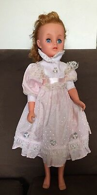 Collectable Vintage Roddy Doll With High Heel Feet 18 Inches