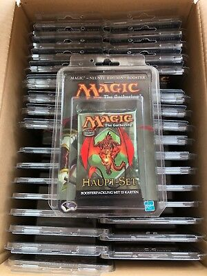 36x Neunte Edition / Ninth 9th Edition Booster | MTG Magic the Gathering