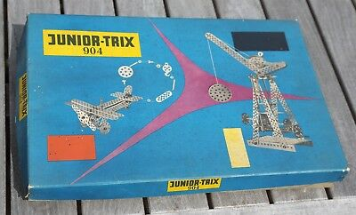 Junior-Trix 904 Metallbaukasten