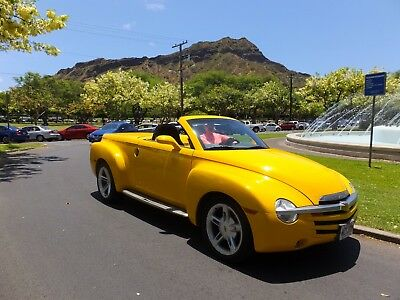 2004 Chevrolet SSR  Low mileage 32K only! Excellent condition, Upgraded interrior! @Honolulu