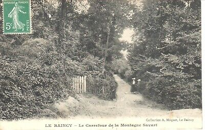 Carte Postale - (93) Seine Saint Denis - CPA - Le Raincy