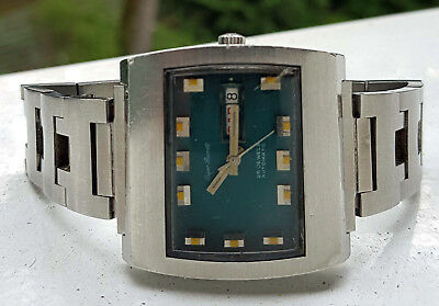 Herrenuhr Super Barrett Automatic Day Date swiss