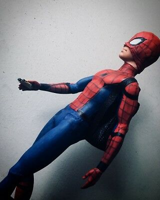 Custom Doll Spider-Man Repaint