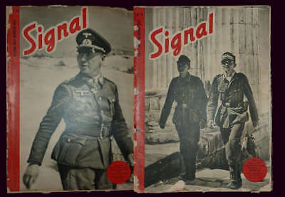 Signal magazine, English Edition (E), Numbers 10 & 11 of 1941