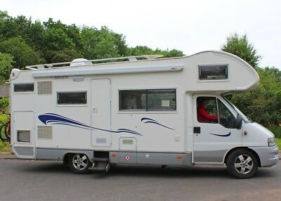 Motorhome hire / rent 6 /7 berth festival, camping, holiday, weekend, dogs kids