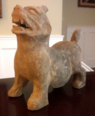 Fierce Han Dynasty Guardian Mythical Creature - CHINA - 206 BC to 220 AD